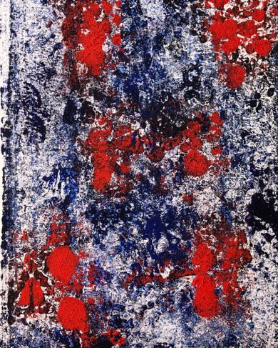 Red|PinturadeSandra Lopez Garcia| Compra arte en Flecha.es