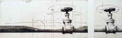 Llave1|Obra gráficadeWenceslao Robles| Compra arte en Flecha.es
