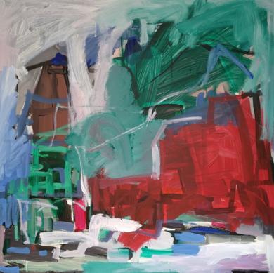 EN BUSCA DE NUEVOS PARADIGMAS  2|PinturadeJesús Cuenca| Compra arte en Flecha.es