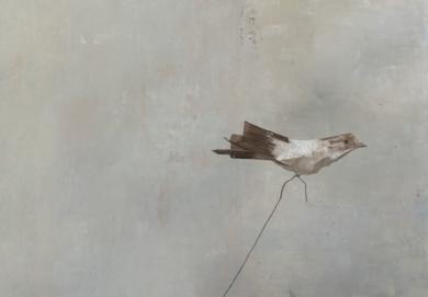 Pájaro|Pinturademarta gomez de la serna| Compra arte en Flecha.es