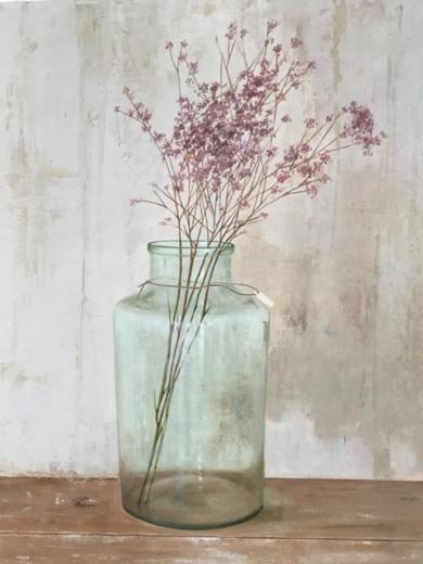 Cristal y rama|Pinturademarta gomez de la serna| Compra arte en Flecha.es