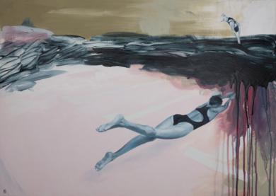 Punto de encuentro|PinturadeAna Patitú| Compra arte en Flecha.es