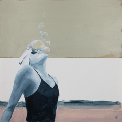 Respirar. Cerca|PinturadeAna Patitú| Compra arte en Flecha.es