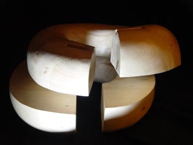 TORSIONES  III|EsculturadeEFRÉN| Compra arte en Flecha.es
