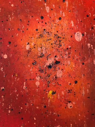 Slow Re-Action|PinturadeSandra Lopez Garcia| Compra arte en Flecha.es