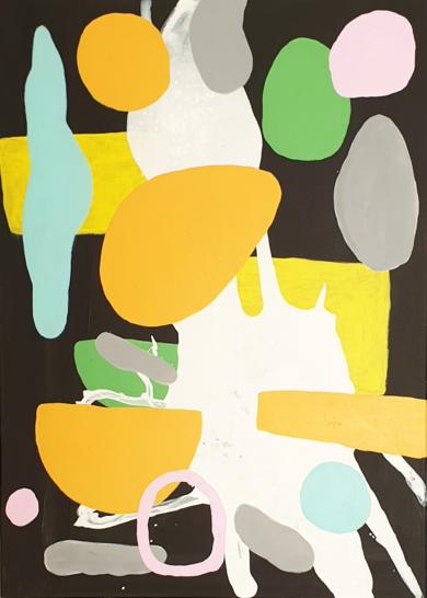 Sin título|PinturadePau Masana| Compra arte en Flecha.es