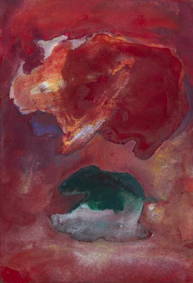 Animales salvajes|PinturadeÁlvaro Marzán| Compra arte en Flecha.es