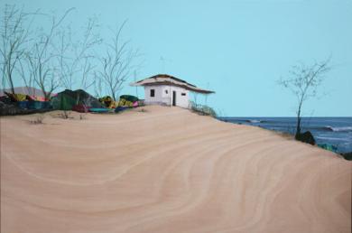 Colores del verano|DibujodeEduardo Query| Compra arte en Flecha.es