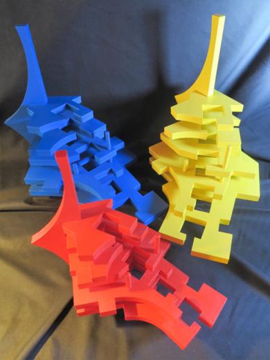BABELIA  II|EsculturadeEFRÉN| Compra arte en Flecha.es