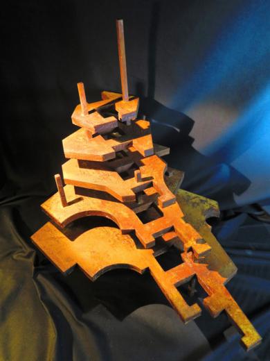 BABELIA  IV|EsculturadeEFRÉN| Compra arte en Flecha.es