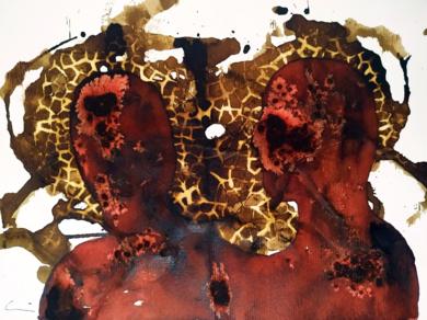 AMOR LÍQUIDO|DibujodeLuisQuintano| Compra arte en Flecha.es