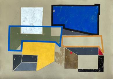 M  5|PinturadeLuis Medina| Compra arte en Flecha.es