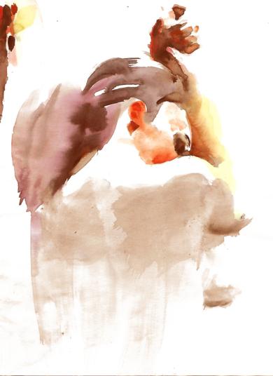 apunte 008|DibujodeAlvaro Sellés| Compra arte en Flecha.es