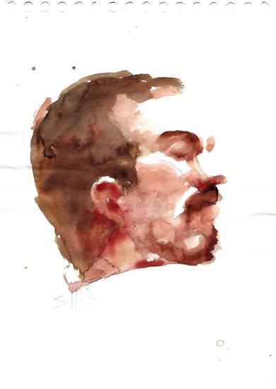 apunte 011|DibujodeAlvaro Sellés| Compra arte en Flecha.es