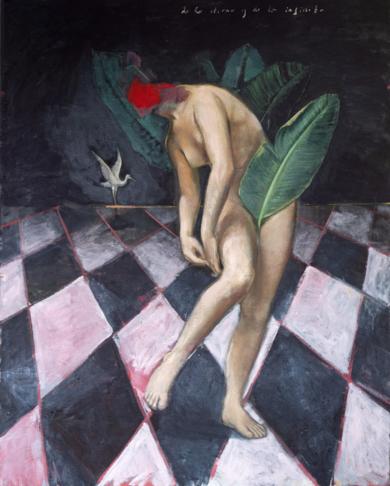 Asuntos de vida o muerte|PinturadeJuan Mateo Cabrera| Compra arte en Flecha.es