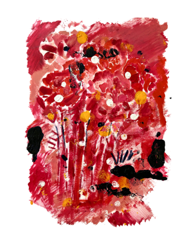 Adrenalina|PinturadeSandra Lopez Garcia| Compra arte en Flecha.es