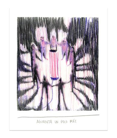 UV Bless America|DibujodeIgnacio Lobera| Compra arte en Flecha.es