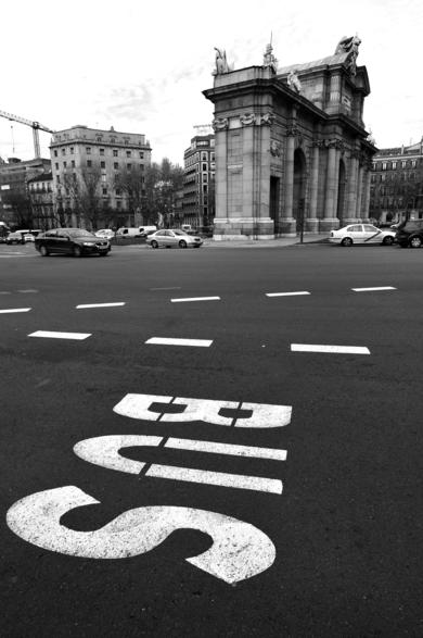 Madrid - curvismo  335|FotografíadeRICHARD MARTIN| Compra arte en Flecha.es