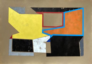 Xi B|PinturadeLuis Medina| Compra arte en Flecha.es