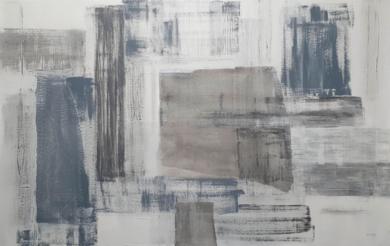 Composición XVII|PinturadeMay Pérez| Compra arte en Flecha.es
