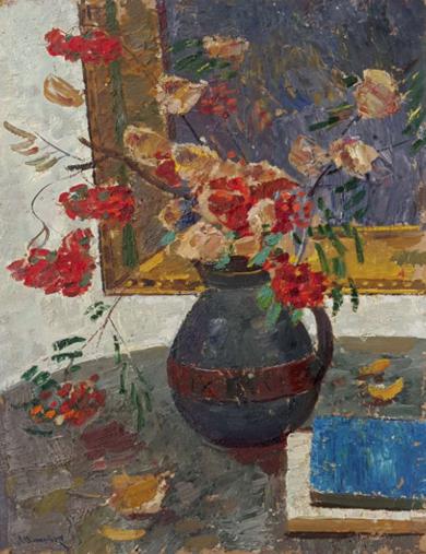 Rowan|PinturadeShponko Gregori Andreevich| Compra arte en Flecha.es