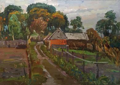 Sednev|PinturadeJougan Vladimir Alexandrovich| Compra arte en Flecha.es