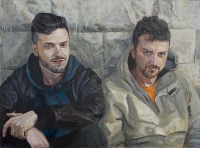 Danzad, danzad, malditos.|PinturadeIgnacio Mateos| Compra arte en Flecha.es