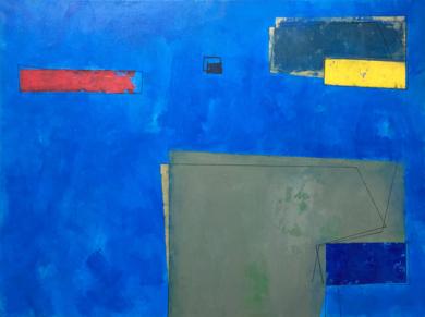 Sky land|PinturadeLuis Medina| Compra arte en Flecha.es