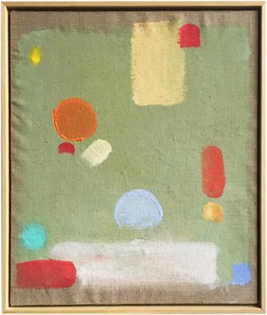 Por Aqui|PinturadeVioleta Maya| Compra arte en Flecha.es