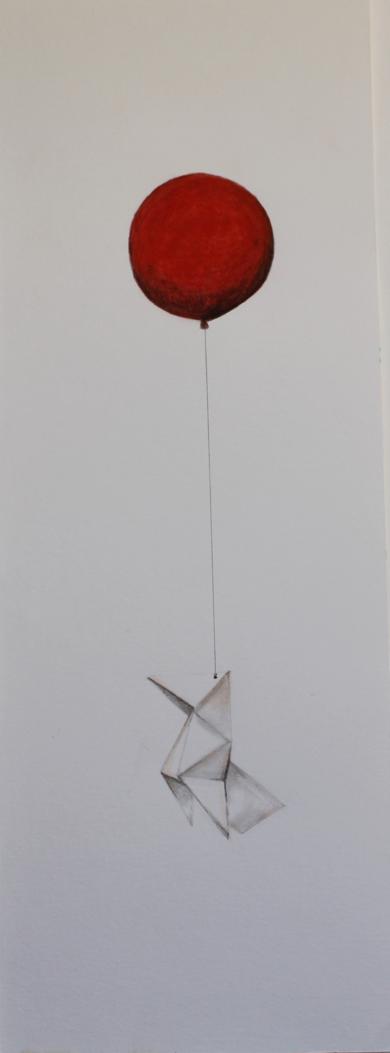 1|DibujodeBarbaC| Compra arte en Flecha.es