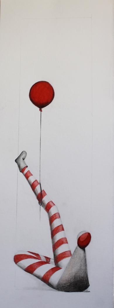 2|DibujodeBarbaC| Compra arte en Flecha.es