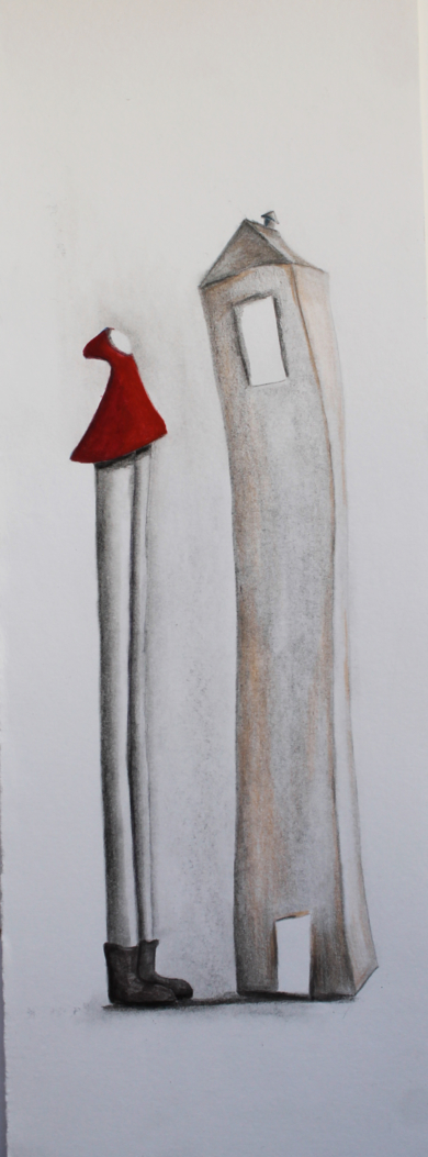 4|DibujodeBarbaC| Compra arte en Flecha.es