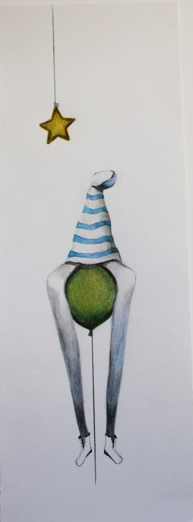 7|DibujodeBarbaC| Compra arte en Flecha.es