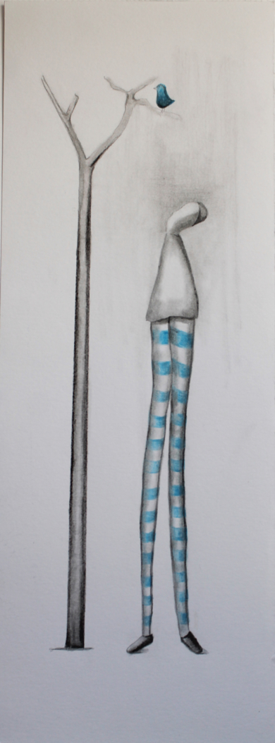 8|DibujodeBarbaC| Compra arte en Flecha.es