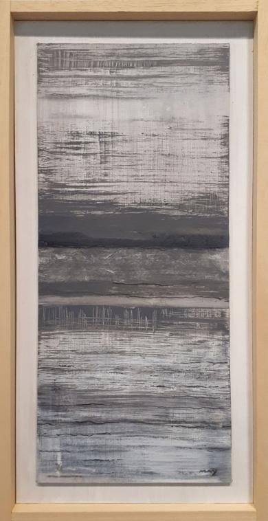 Gris|PinturadeMay Pérez| Compra arte en Flecha.es