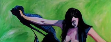 Randeeira ( Serie - 23 )|PinturadeDelio Sánchez| Compra arte en Flecha.es