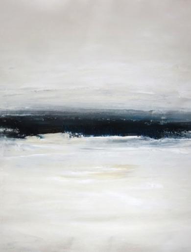 Como la luz del invierno encuentra su camino hacia el cielo I|PinturadeEsther Porta| Compra arte en Flecha.es
