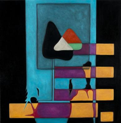 Pensamiento lateral|PinturadeHelena Revuelta| Compra arte en Flecha.es