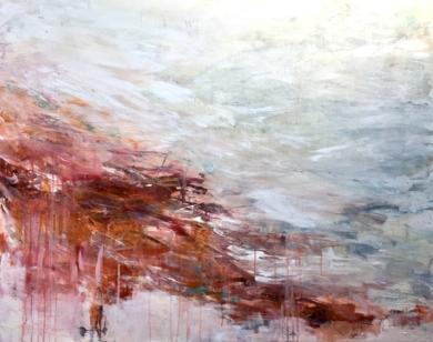Aguas de Otoño|PinturadeErika Nolte| Compra arte en Flecha.es
