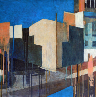 La Mancha|PinturadeJENNY FERMOR| Compra arte en Flecha.es