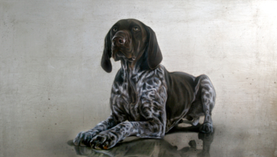 Hunting|PinturadeEnrique González| Compra arte en Flecha.es