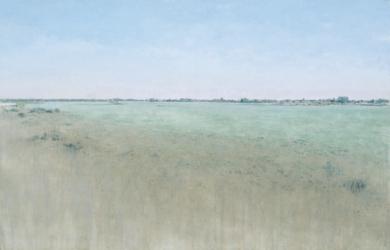 Charco de la Boca VII PinturadeJosé Luis Romero  Compra arte en Flecha.es