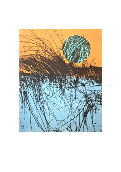 El bosque translúcido 32 V/E I|Obra gráficadeJosep Pérez González| Compra arte en Flecha.es