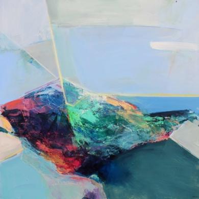 Driftwood 1|PinturadeMagdalena Morey| Compra arte en Flecha.es