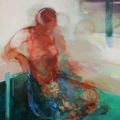 Feeling Your Presence 2 (Sintiendo tu presencia 2)|PinturadeMagdalena Morey| Compra arte en Flecha.es