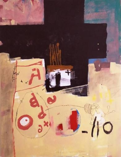 Paisaje 5|PinturadeHéctor Glez| Compra arte en Flecha.es