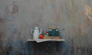 Partitura|PinturadeLUIS    GOMEZ    MACPHERSON| Compra arte en Flecha.es