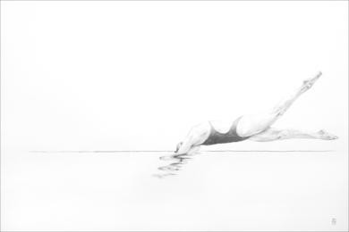 Reflections Big|DibujodeAna Patitú| Compra arte en Flecha.es