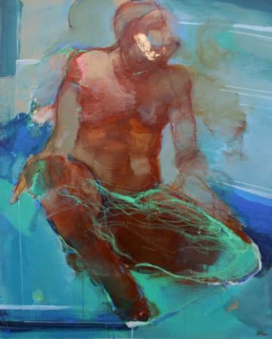 Feeling Your Presence 3 (Sintiendo tu presencia 3)|PinturadeMagdalena Morey| Compra arte en Flecha.es
