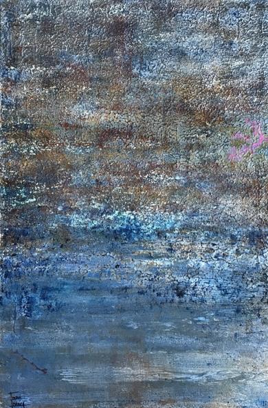 Paisaje marino|PinturadeEnric Correa| Compra arte en Flecha.es